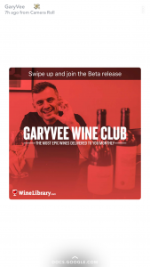 GaryVee Wine Club CTA Graphic